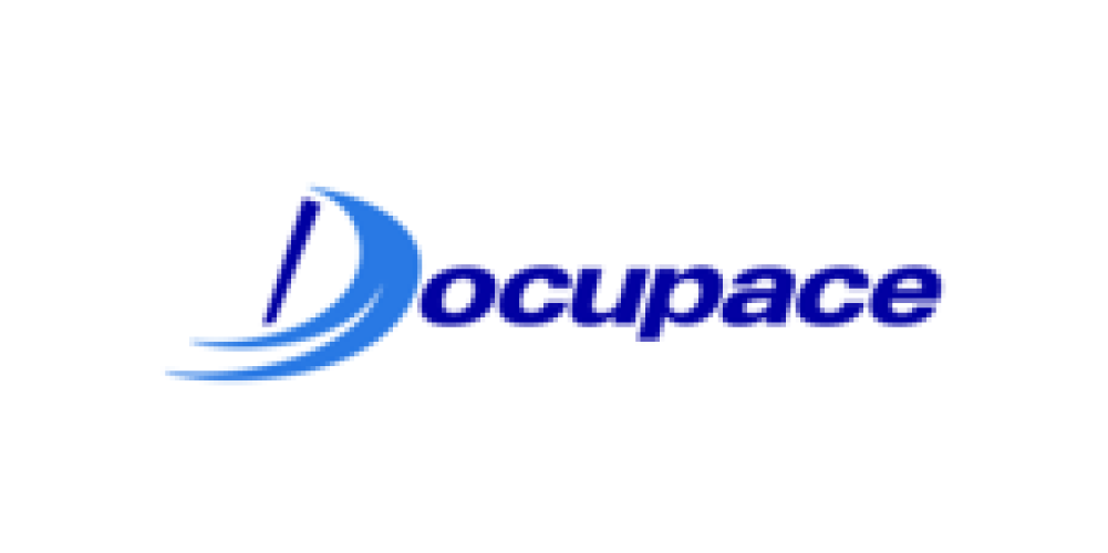 MyRIACompliance Integrations Page Docupace Logo